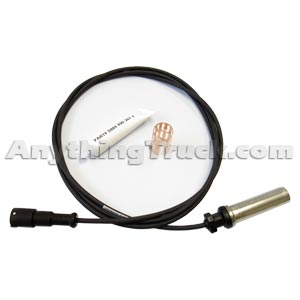 WABCO 4410309082 Straight ABS Sensor Cable, 5.8' Long, Formerly Meritor R955338
