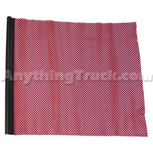 PTP FQM300C Replacement Red Flag for 2300 Quick Mount Flags