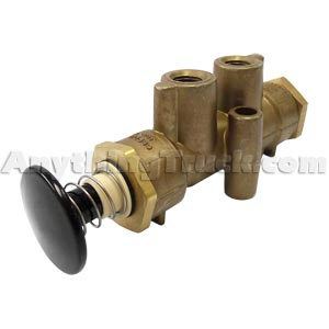 Sealco 110589WC Push/Pull Valve with Air Pilot Return