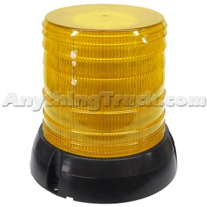 Pro LED 2501A High Profile Amber LED Beacon, 12 VDC
