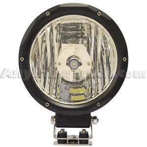 "Pro LED 96001C 7"" Driving Light, 10-30 Volts, 20W Cree LED, Die-Cast Aluminum Housing"