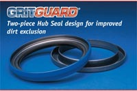 Stemco Grit Guard Wheel Seal