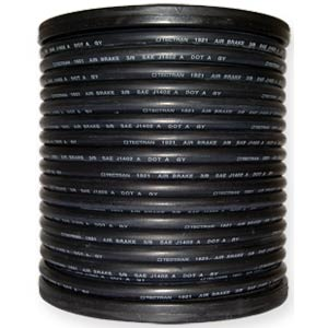 "Tectran 21419 1/2"" ID Air Brake Hose (250' Roll, Order Feet Needed)"