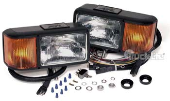 Truck-Lite Snow Plow Light Kit
