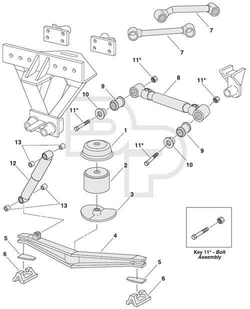 Trailer Suspension Parts Diagram - Image Wallpaper Database
