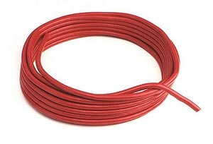 6 Gauge Battery and Starter Cable with Red Jacket  (Order Feet Needed)