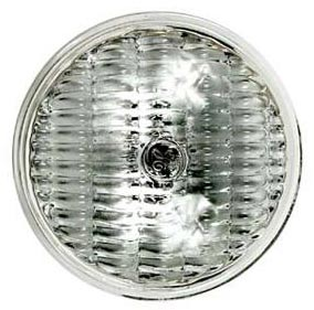 G.E. 7400 Par 36 Sealed Beam Light Bulb for Warning Lights