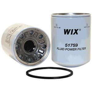 Wix 51759 Hydraulic Filter, Use with FH225 Filter Head