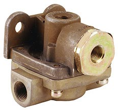 289714PTP Anti-Compounding Air Brake Quick Release Valve, Replaces Bendix 289714N
