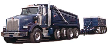 Semi Truck and Trailer Parts and Accessories