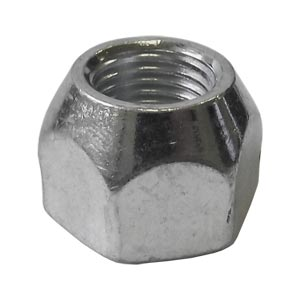 "1/2""-20 Cone Wheel Nut, Right-Hand Thread, 60 Degree"