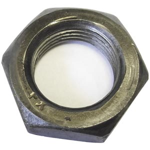 "Axle Nut for Dexter E-Z Lube Hubs, 1""-14  (after 2002)"