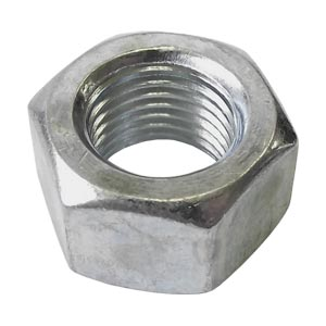 "9/16""-18 Nut for Dexter Rim Clamp, Demountable Hubs"