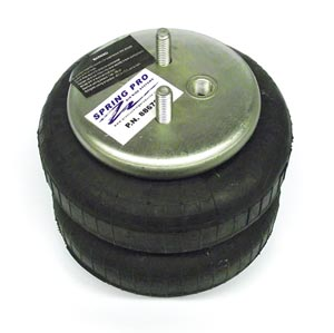 Spring Pro 886781, Used in Spring Pro 882250 Helper Kit, Replaces Firestone 6781 Air Helper Springs