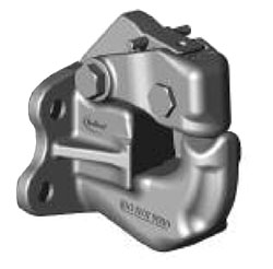SAF Holland PH-210RN11 45-Ton Rigid Type Pintle Hook Only (No Air Snubber)