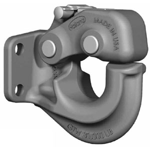 SAF Holland PH-30RP41 15-Ton Rigid Type Pintle Hook