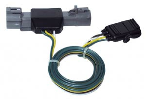 Ford F-Series 4-Way Flat Vehicle Wiring Kit
