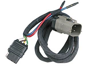 Ford F-Series Super Duty (2002-2004) 4-Way Flat Vehicle Wiring Kit