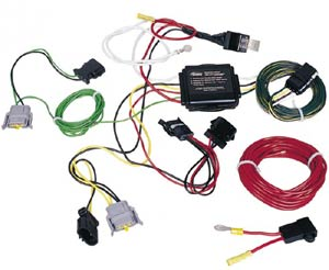 Ford Windstar (1999 - Dec. 2002) 4-Way Vehicle Wiring Kit