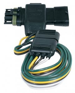 GM 4-Way Flat Vehicle Wiring Kit