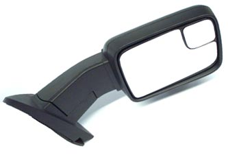 CIPA Extendable Towing Mirrors, 2007-2011 Full-Size GM Trucks & SUVs