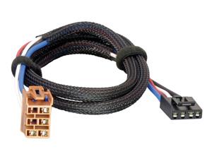tekonsha 3025 p electric brake controller harness 1999 2002 gm rh anythingtruck com 2006 Silverado Light Wiring Diagram 2002 Silverado Stereo Wiring Diagram
