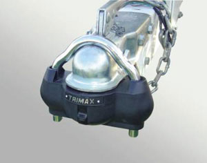 UMAX 100 Universal Trailer Coupler Lock by Trimax