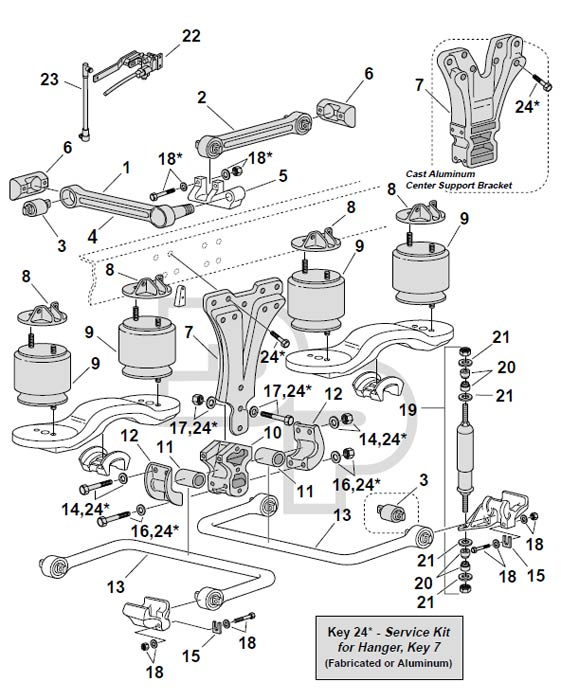 airglide 100 anythingtruck com, truck \u0026 trailer parts and GM Steering Linkage Diagram