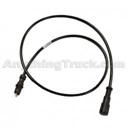 haldex al919801 3 3' abs wheel speed sensor extension cable