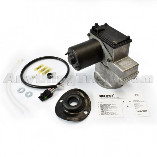 Eaton 113743 Electric Two Speed Differential Shift Motor Retrofit Kit