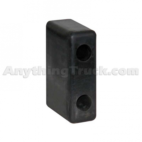 Buyers Products D312 Extruded RubberD Bumper