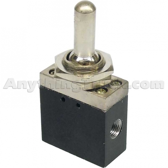 3 Position Toggle Air Valve Replaces Buyers BAV020T