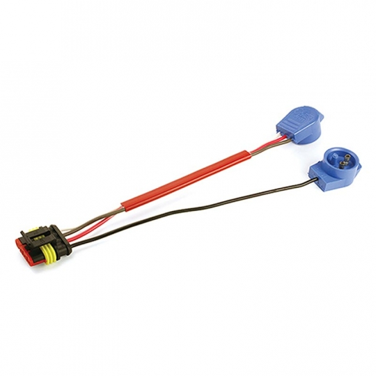 Grote 66863 4-Pin Harness for Stop, Tail, Turn, and Backup Light, Grote on