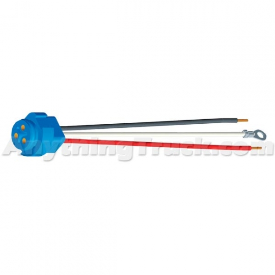 Grote 67002 Stop, Tail, Turn Pigtail, 11