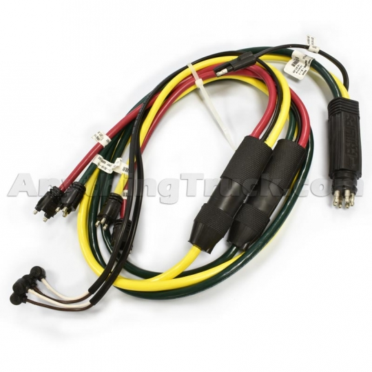 Phillips 34-4020 28FT 2-Lamp Rear Sill Harness