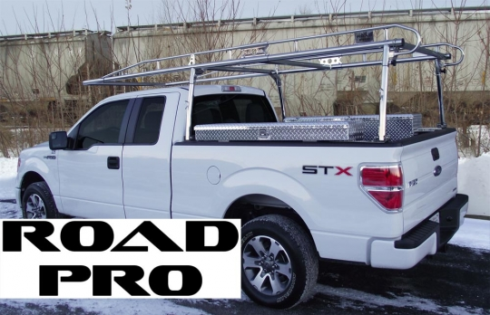 Truck Lumber Rack >> Road Pro Lifetime Ladder Rack Extended Or Crew Cab Full Size Pickups With 6 5 Ft Bed