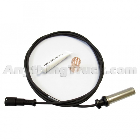 Meritor wabco s449 713 018 0 6 abs sensor extension cable meritor wabco r955338 straight abs sensor cable 58 feet long sciox Choice Image