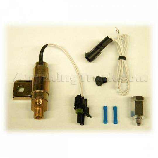 high temperature solenoid / fan clutch solenoid: anythingtruck com, truck &  trailer parts and accessories warehouse