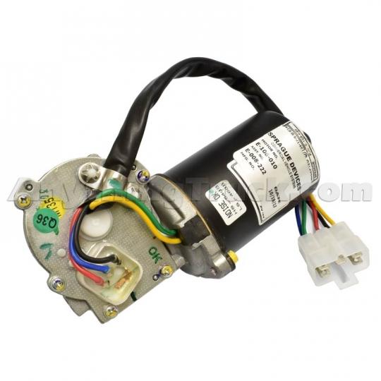 Sprague Devices E-008-222 Peterbilt Windshield Wiper Motor:  AnythingTruck.com, Truck & Trailer Parts and Accessories Warehouse | Sprague Wiper Motor Wiring Diagram |  | Anything Truck