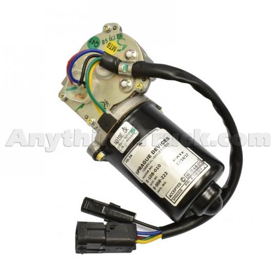 Replacing Wiper Motor
