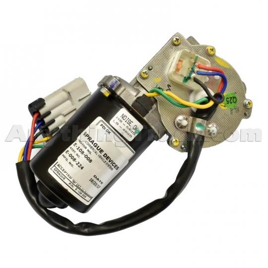 Windshield Wiper Motor >> Sprague Devices E 008 224 Windshield Wiper Motor Fits International Kw Peterbilt Trucks 3 Bolt