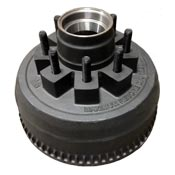 Dexter 9K, 10K & 13G General Duty One-Piece Hub & Drum 8 on 6.5